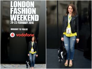 london fashion weekend outfit