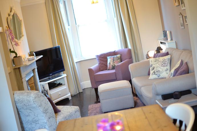 Victorian Semi Living Room Tour