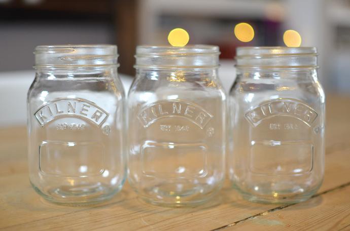 KILNER-JAR-DIY