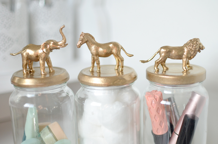 gold-animal-jar-diy