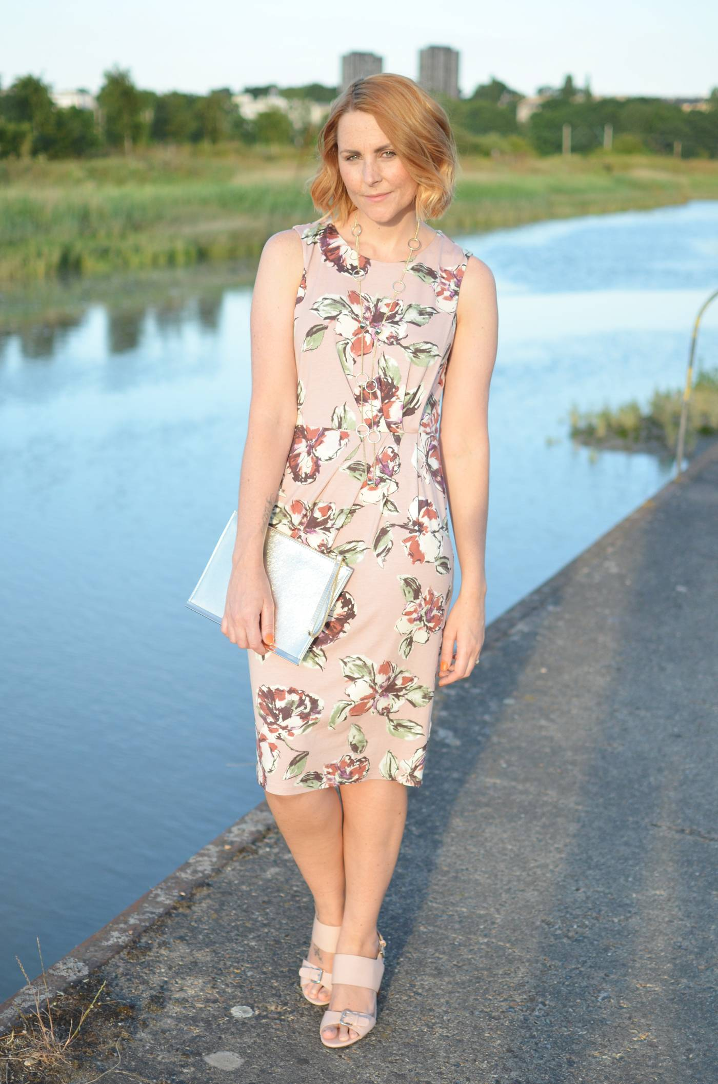 occasion dress floral