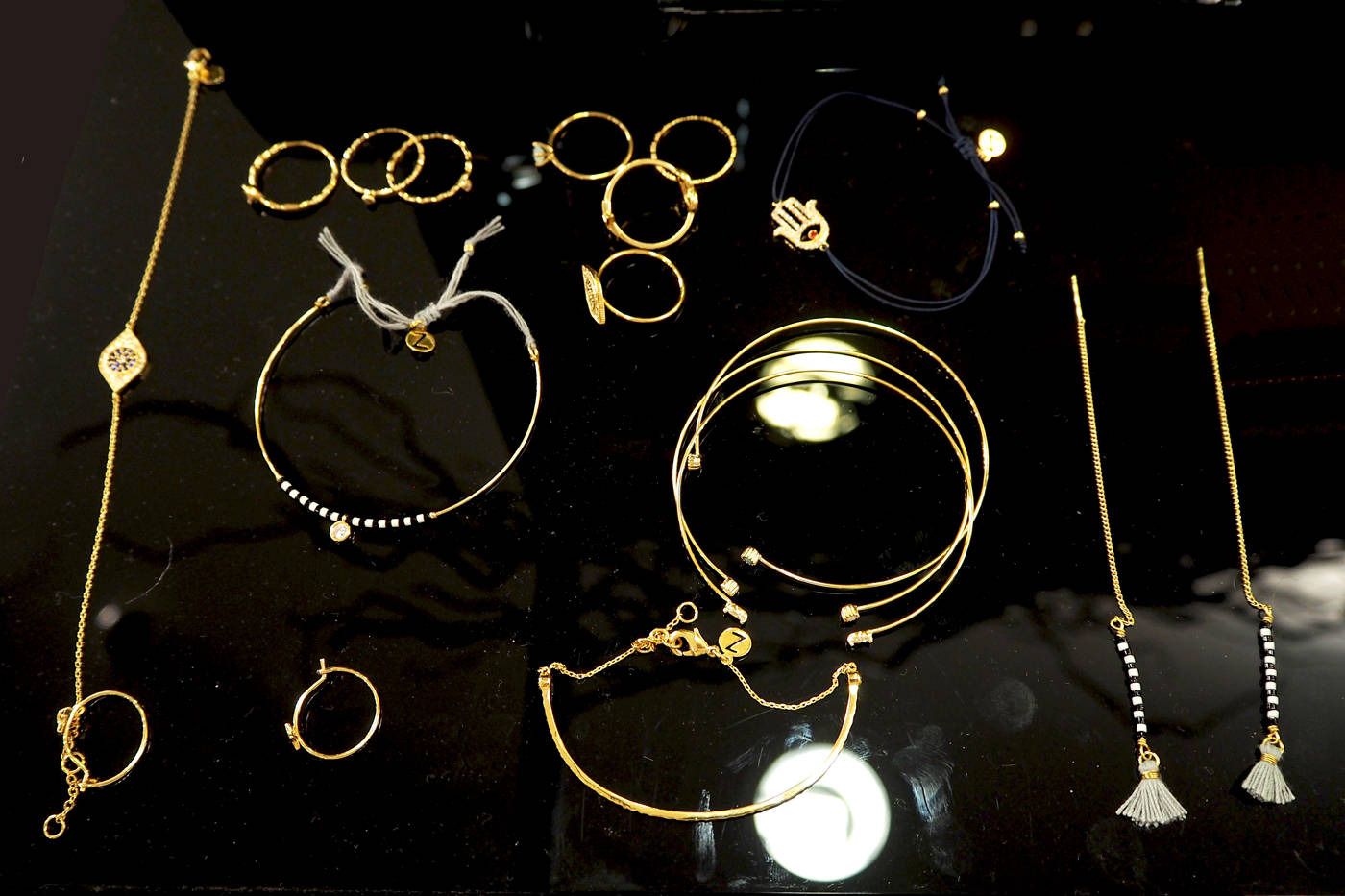 ACCESSORIZE Z COLLECTION JEWELLERY