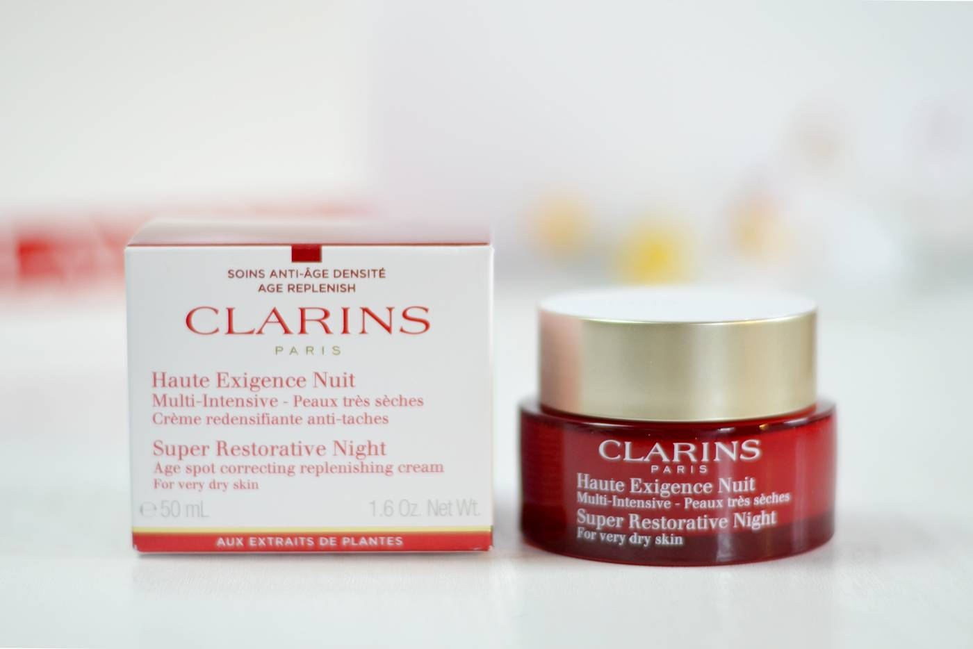 Super Restorative Total Eye Concentrate by Clarins #9