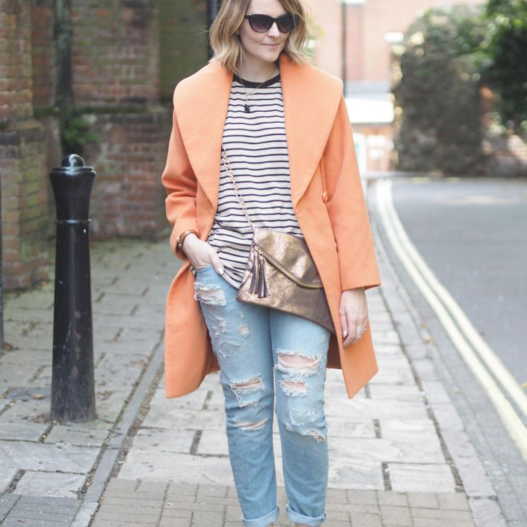 THREE WAYS TO WEAR COAT