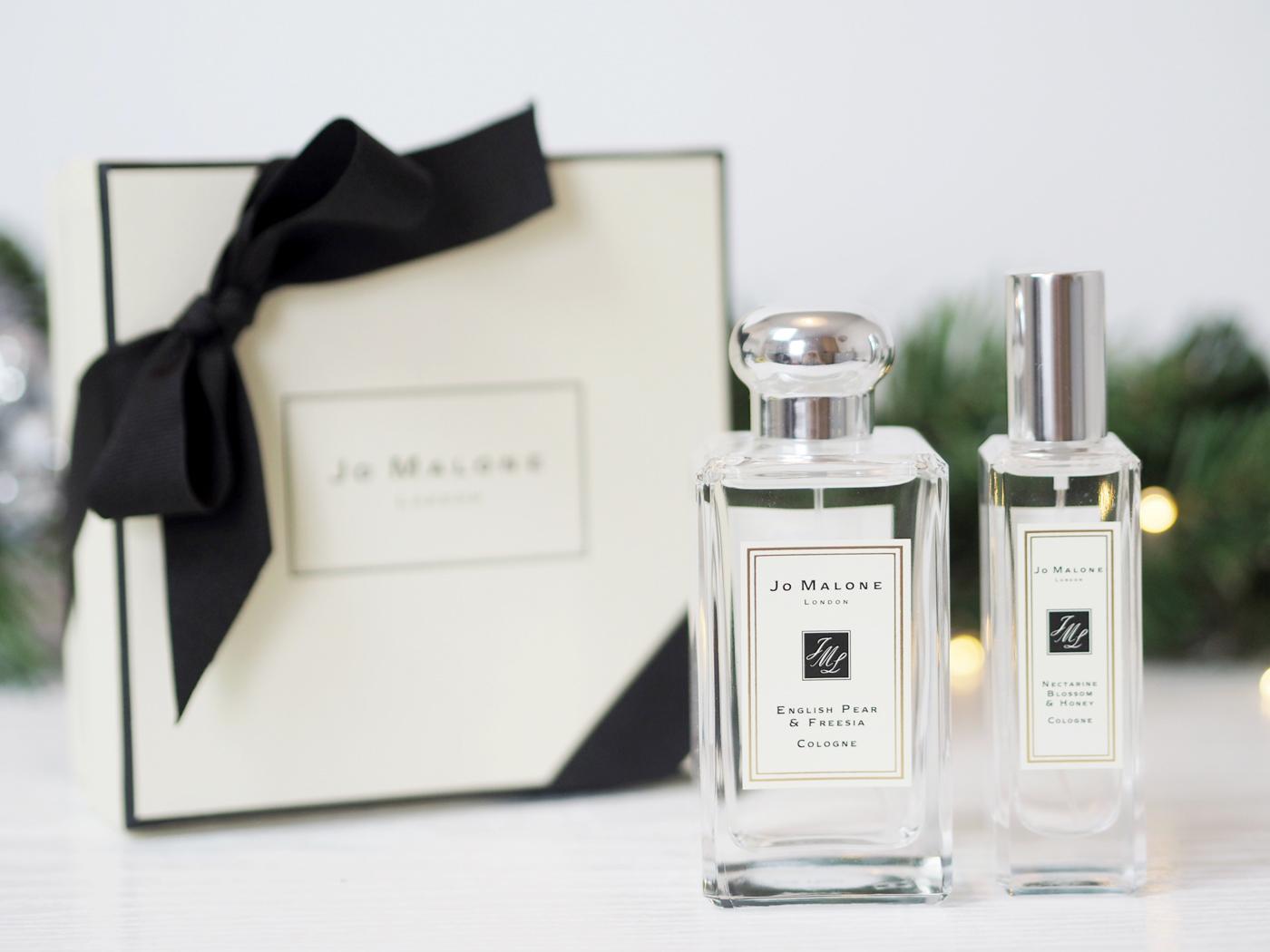 JO MALONE fragrance combining