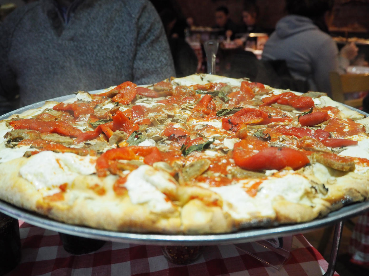 NYC BROOKLYN GRIMALDIS PIZZA