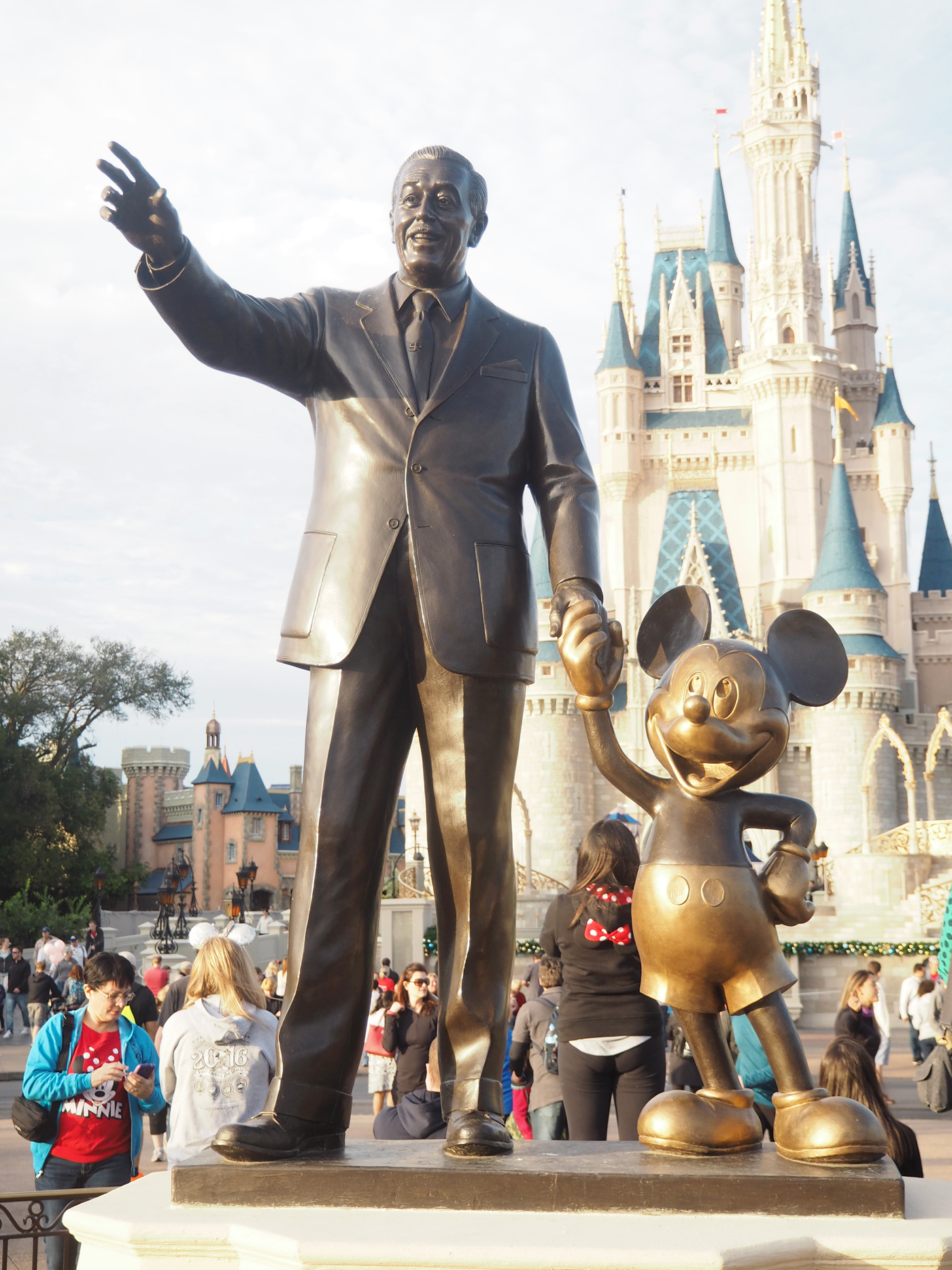 WALT DISNEY WORLD MAGIC KINDGOM ORLANDO