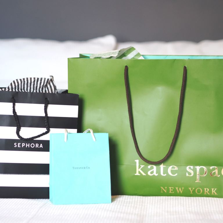 new york SHOPPING HAUL