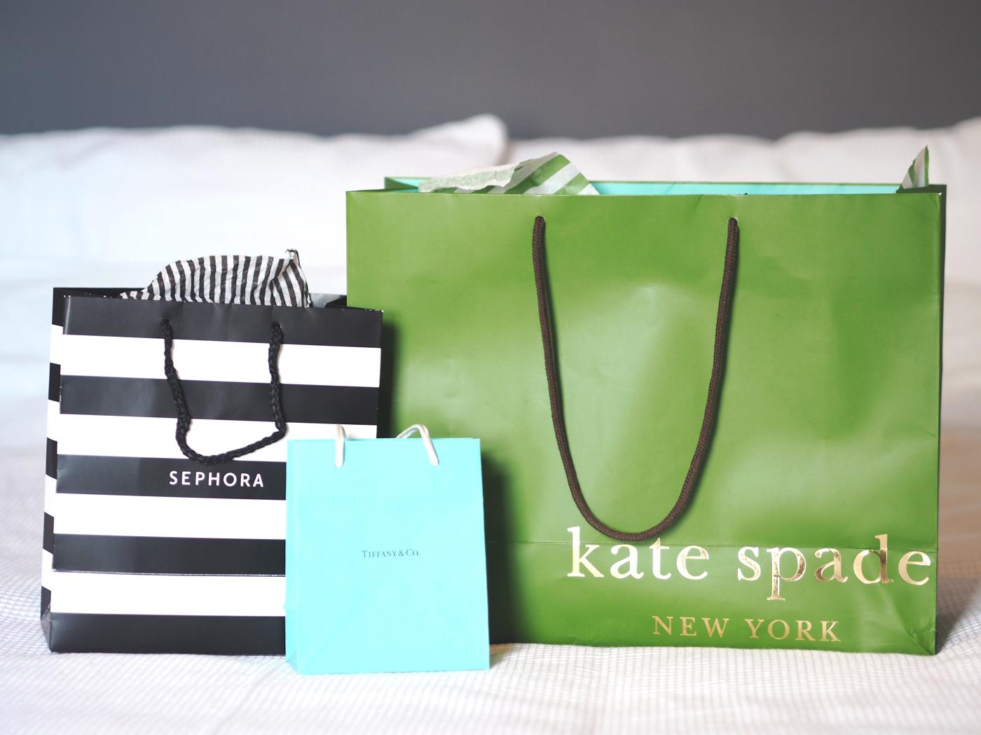New York Shopping Haul