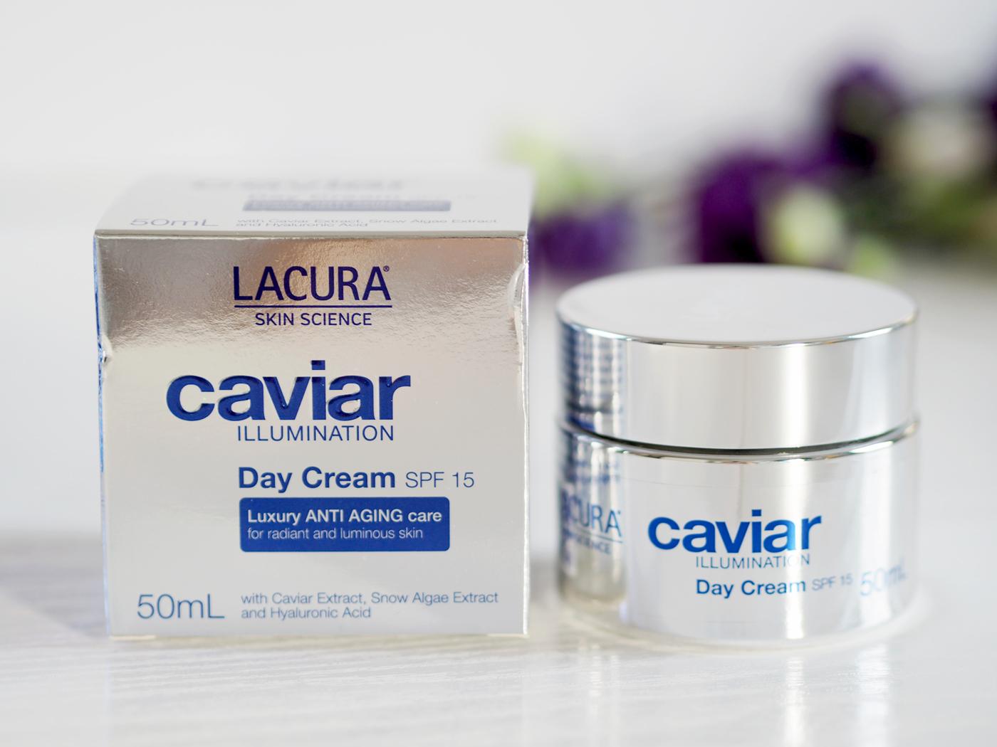 ALDI CAVIAR day cream review