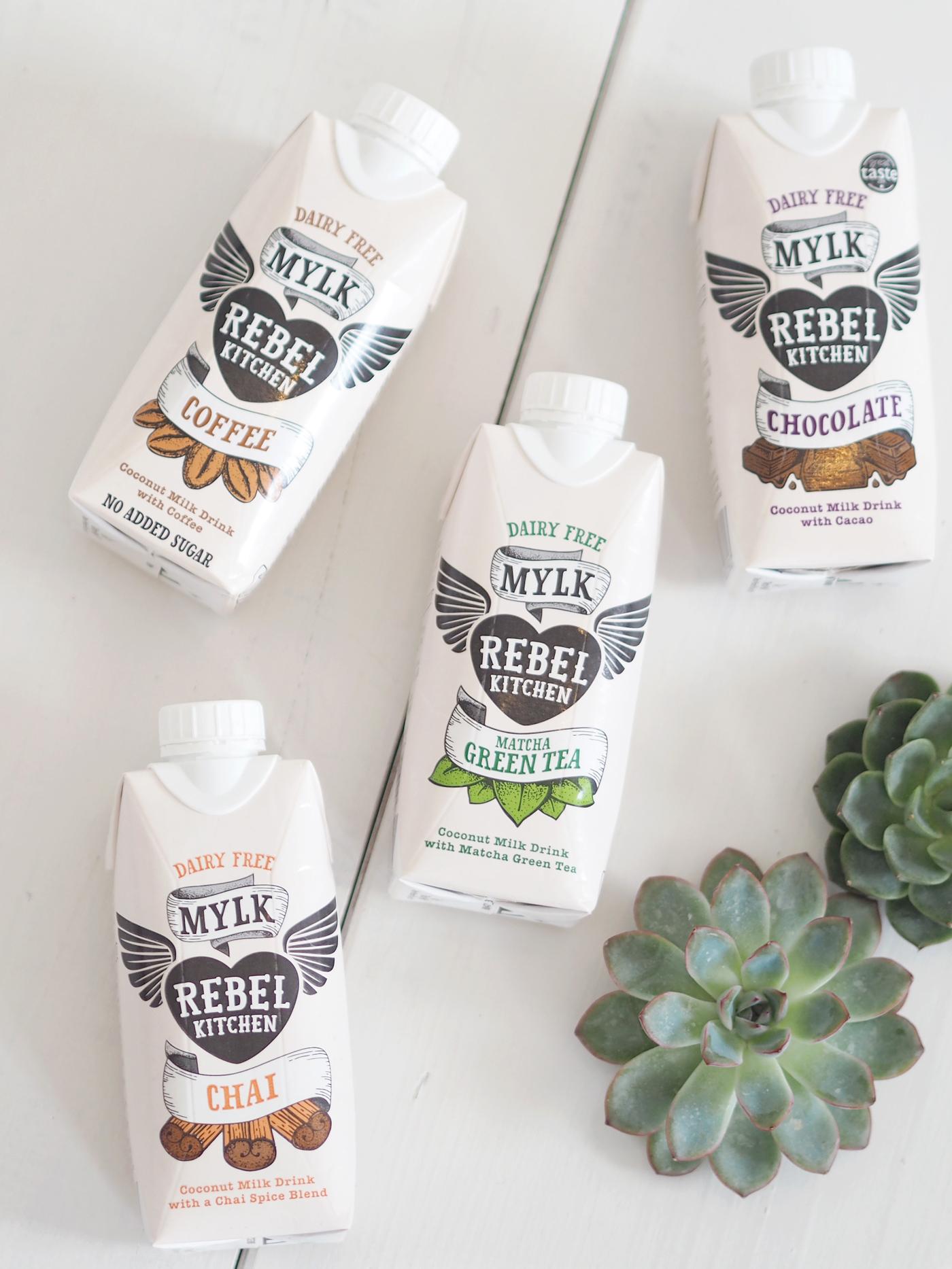 dairy free rebel kitchen mylks
