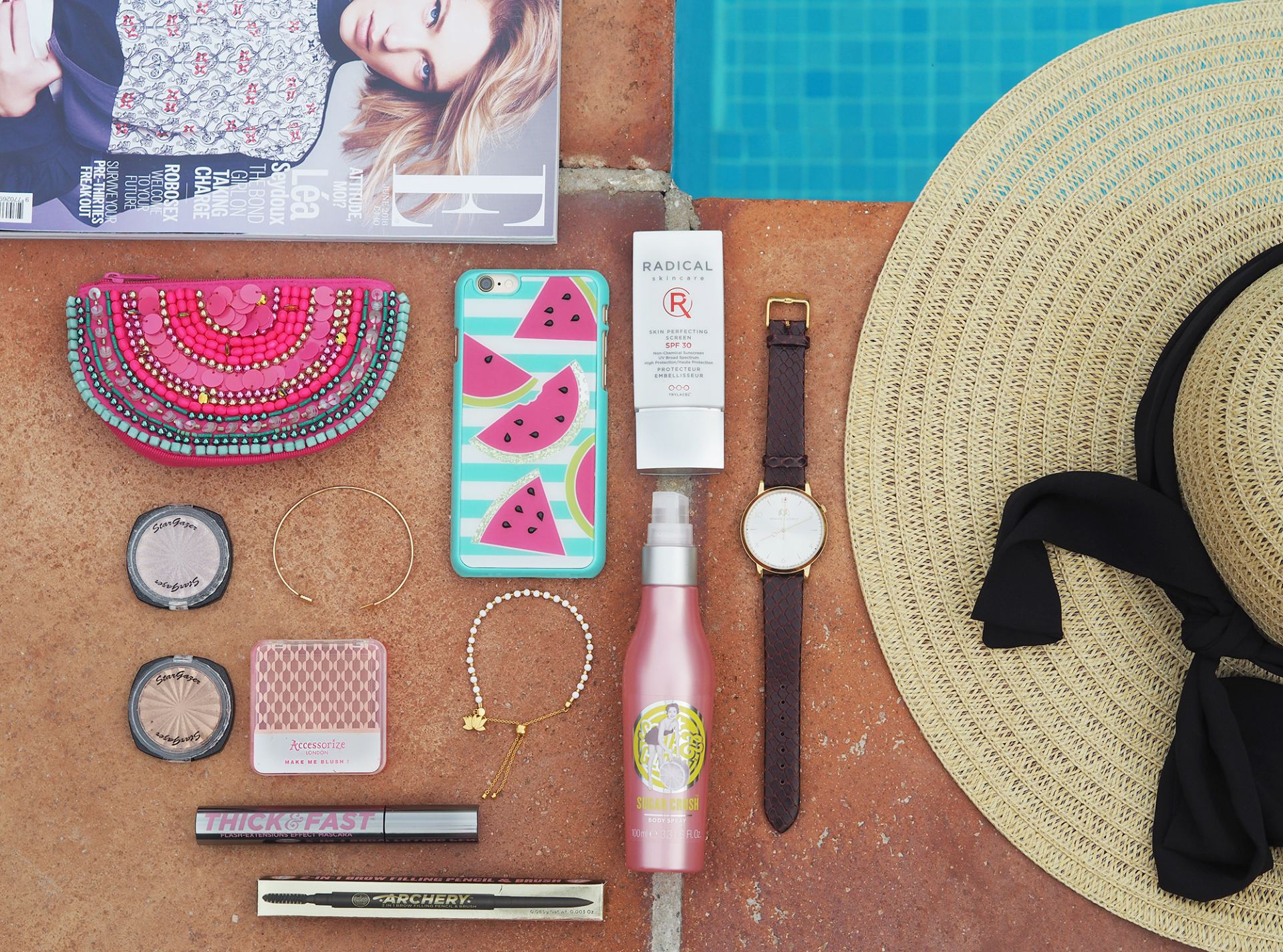summer holiday favourites