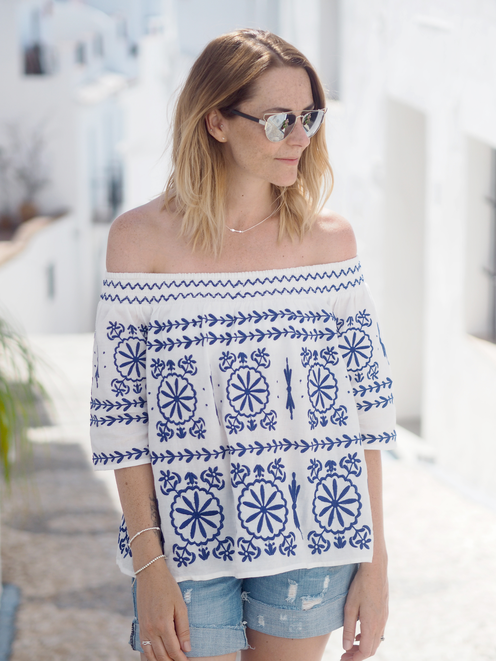 monsoon off the shoulder top