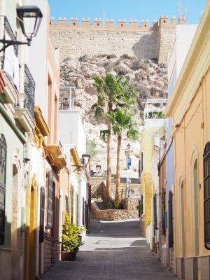 travel post almeria spain