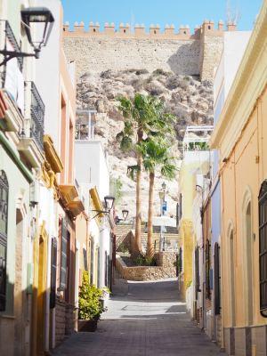 travel post almeria spain