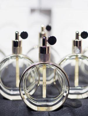 michael buble fragrance launch