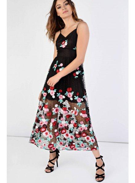 LOOK x Glamorous dress