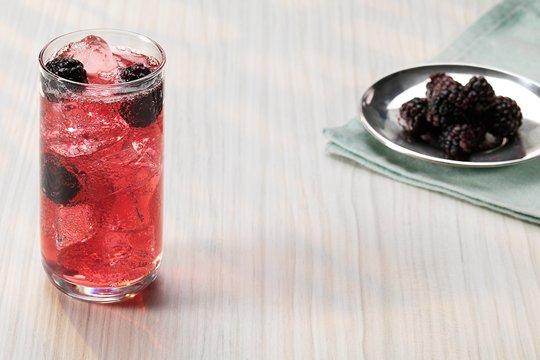 blackberry pimms