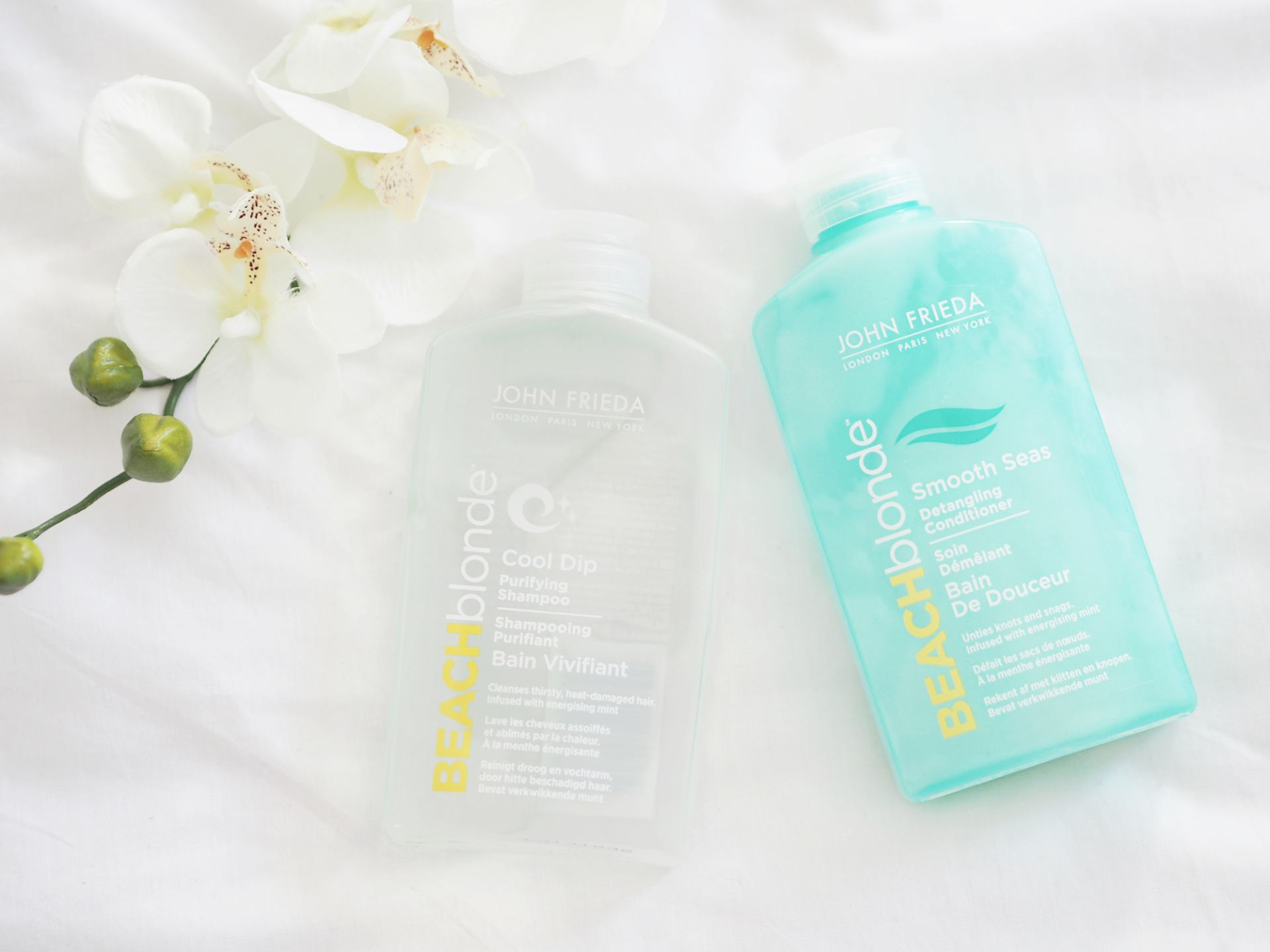 john frieda beach blonde shampoo