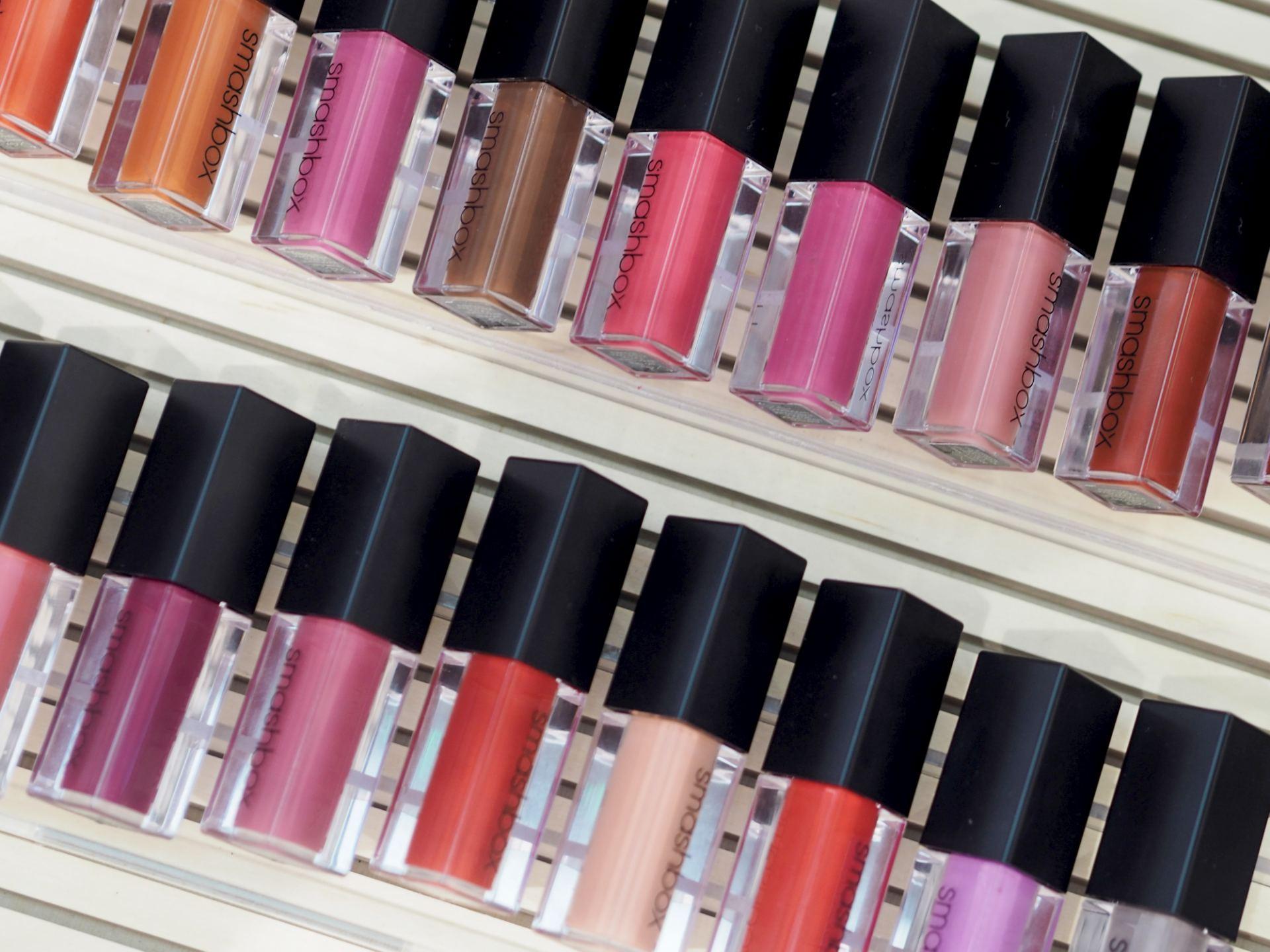 smashbox lipsticks