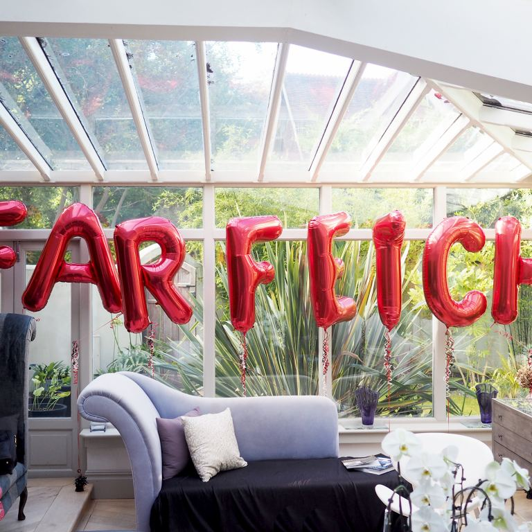 Far Fetch retreat