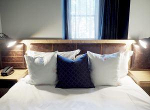 hoxton hotel Holborn cosy bedroom