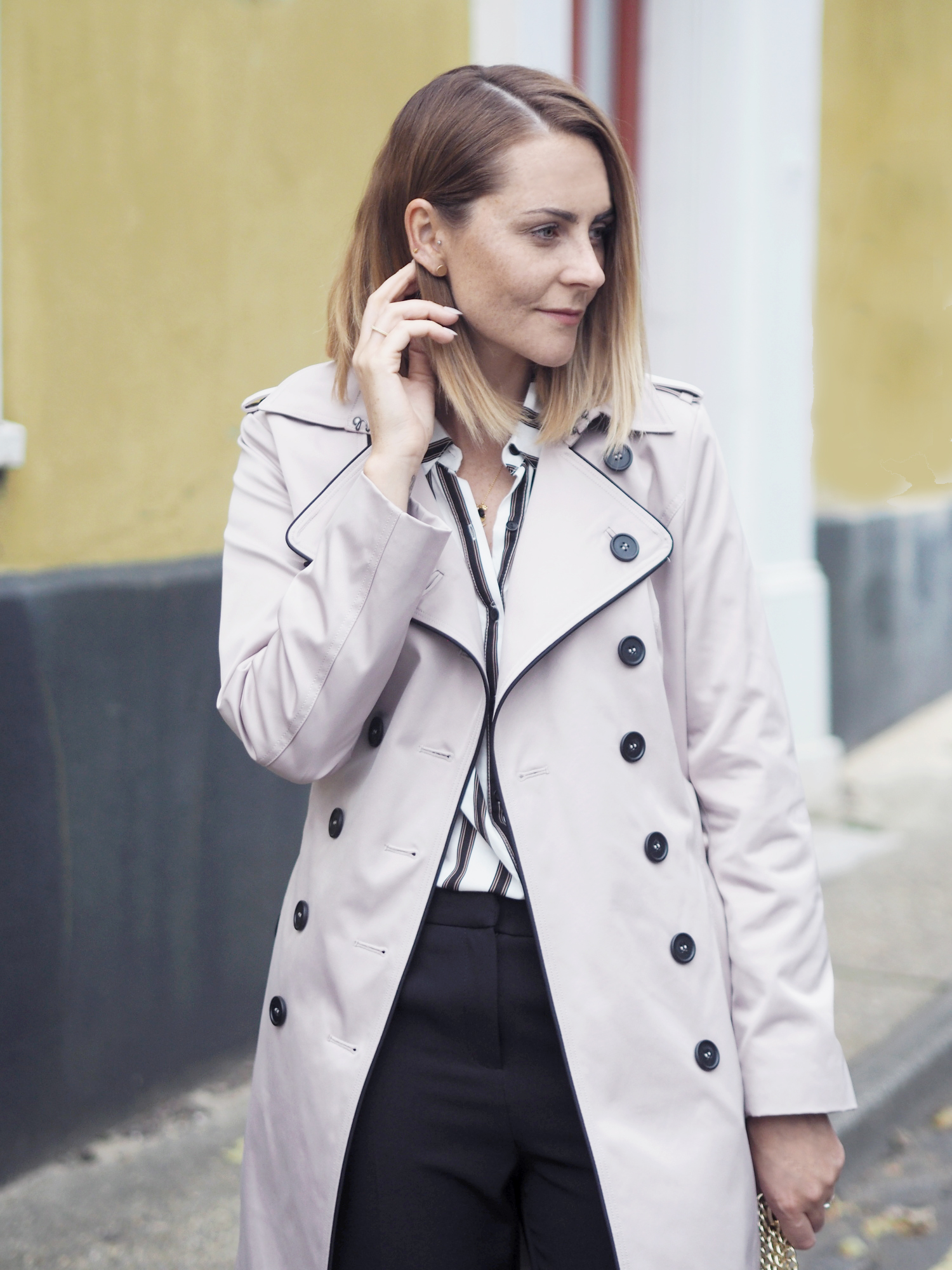 Jacques vert mac outfit smart look