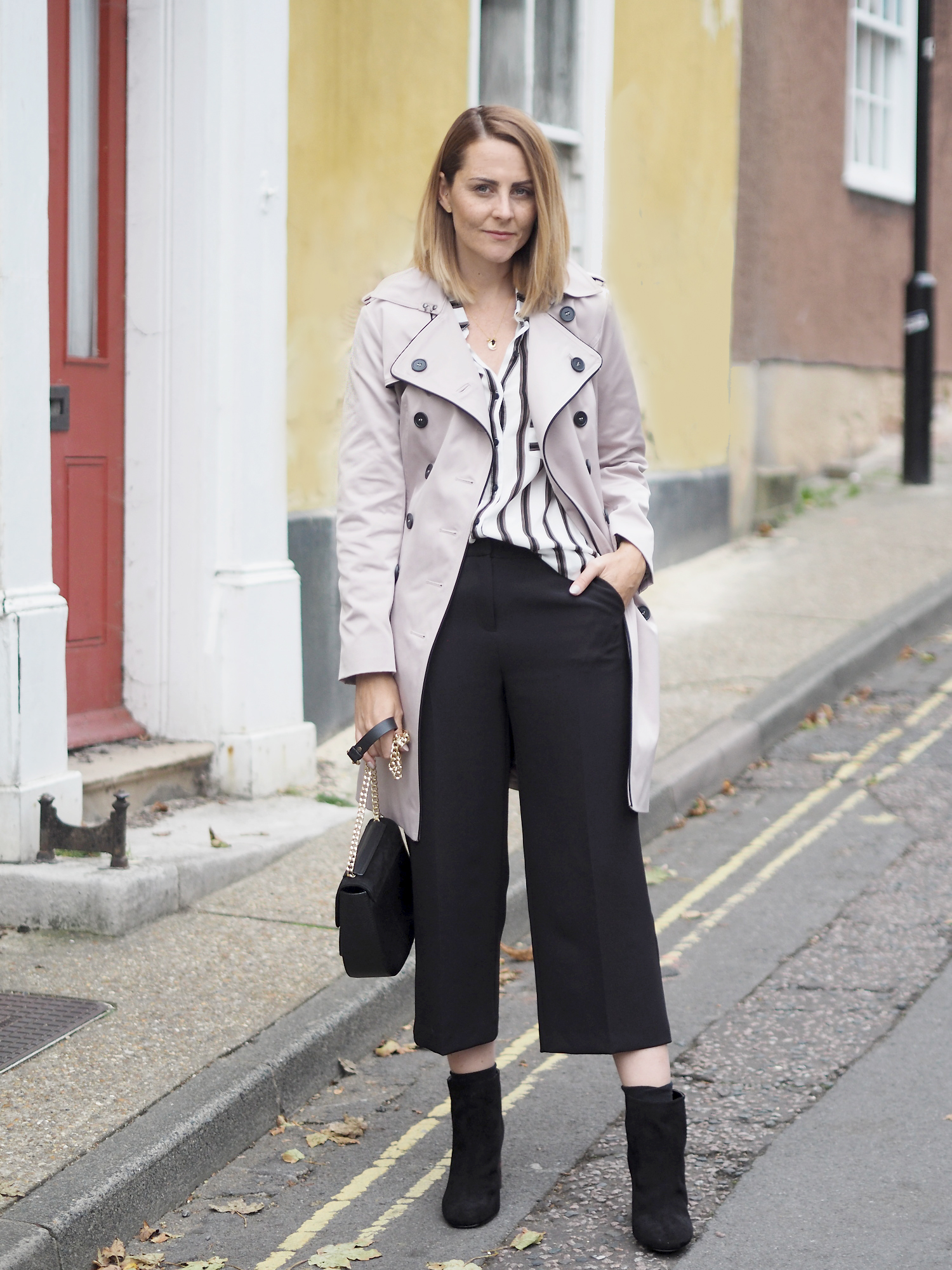 341383318f8 How to wear the trench coat - Two Ways - Bang on Style