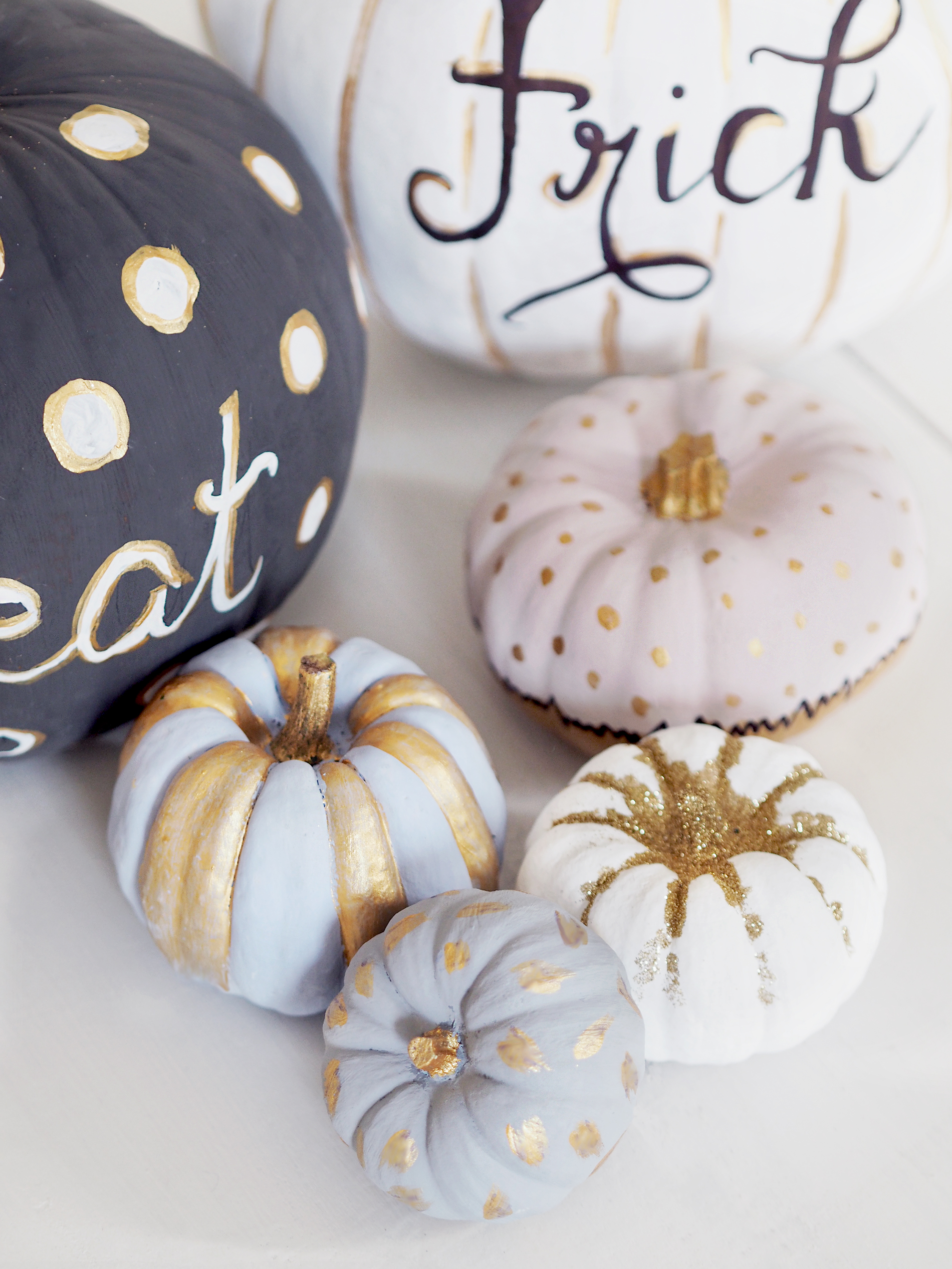 painted pumpkin designs