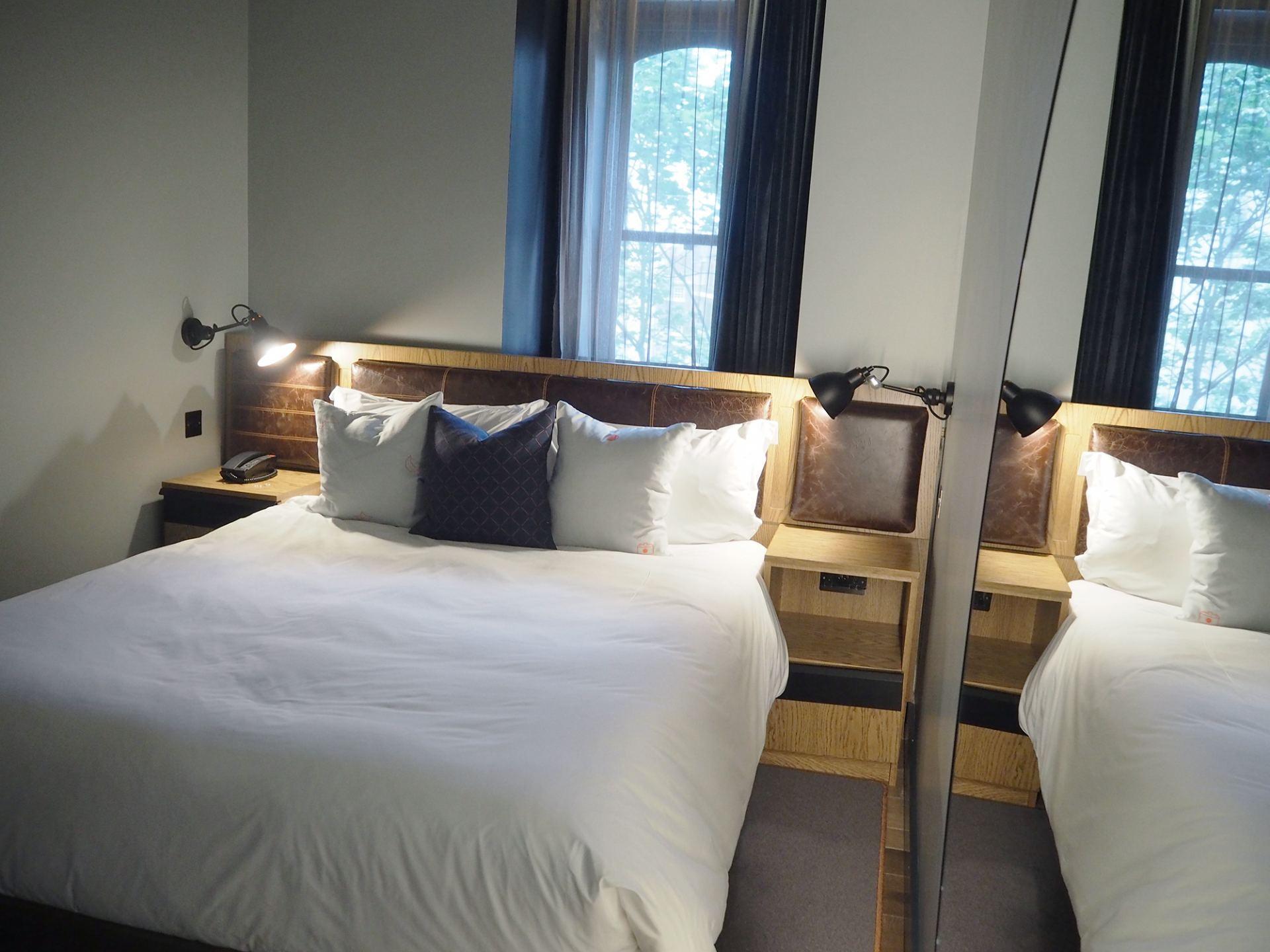 Hoxton hotel Holborn Cosy room