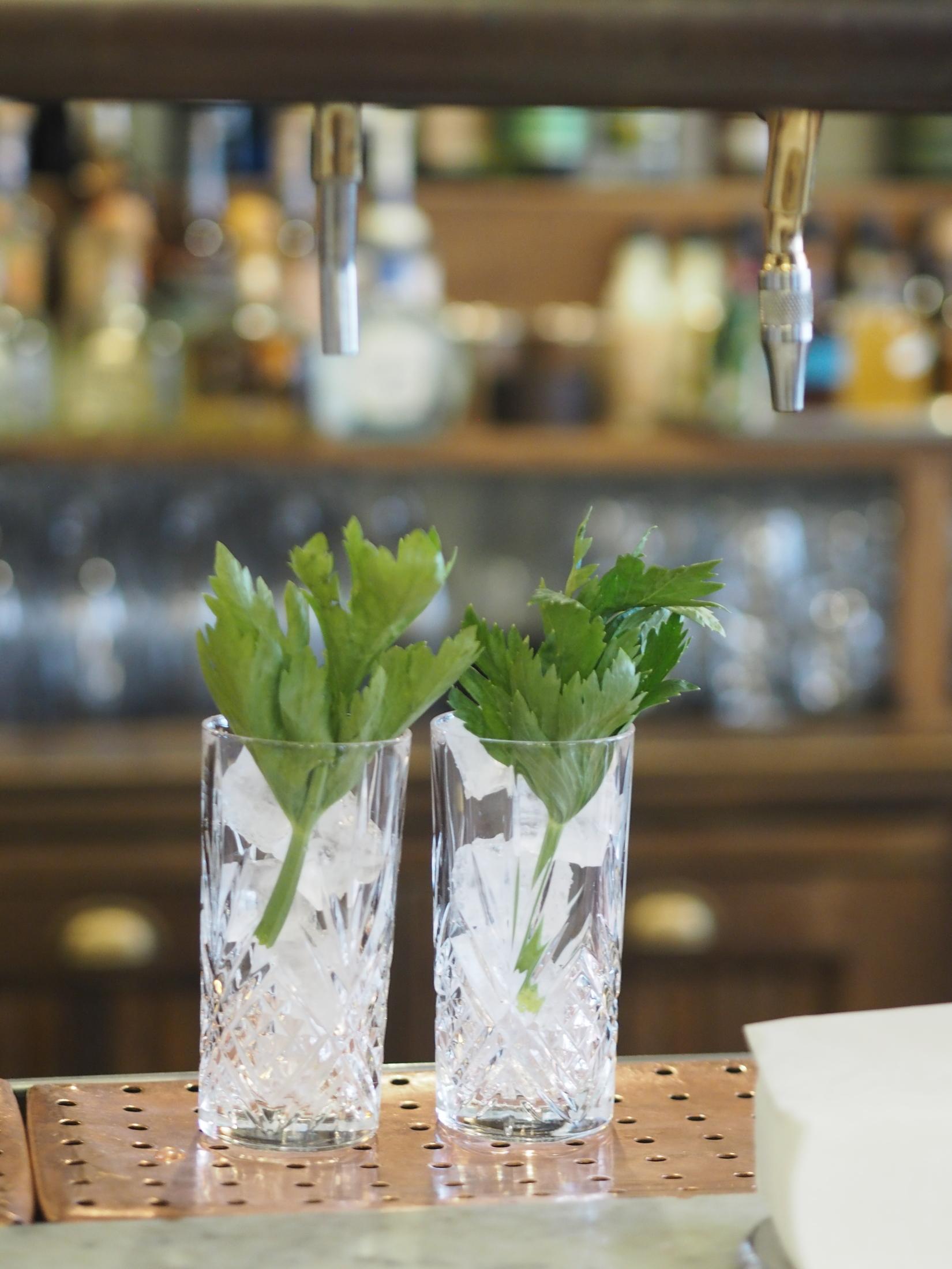 Hoxton Hotel Holborn bar