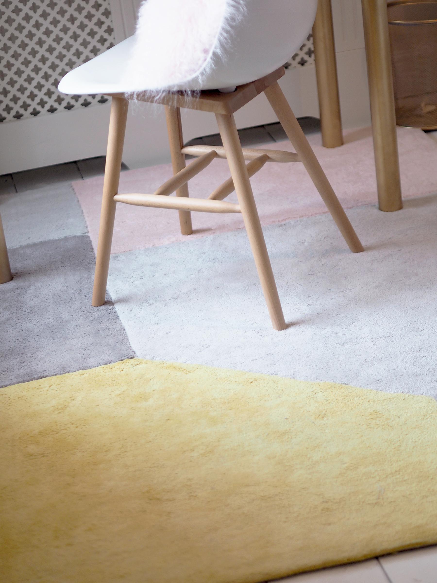 la redoute pink rug
