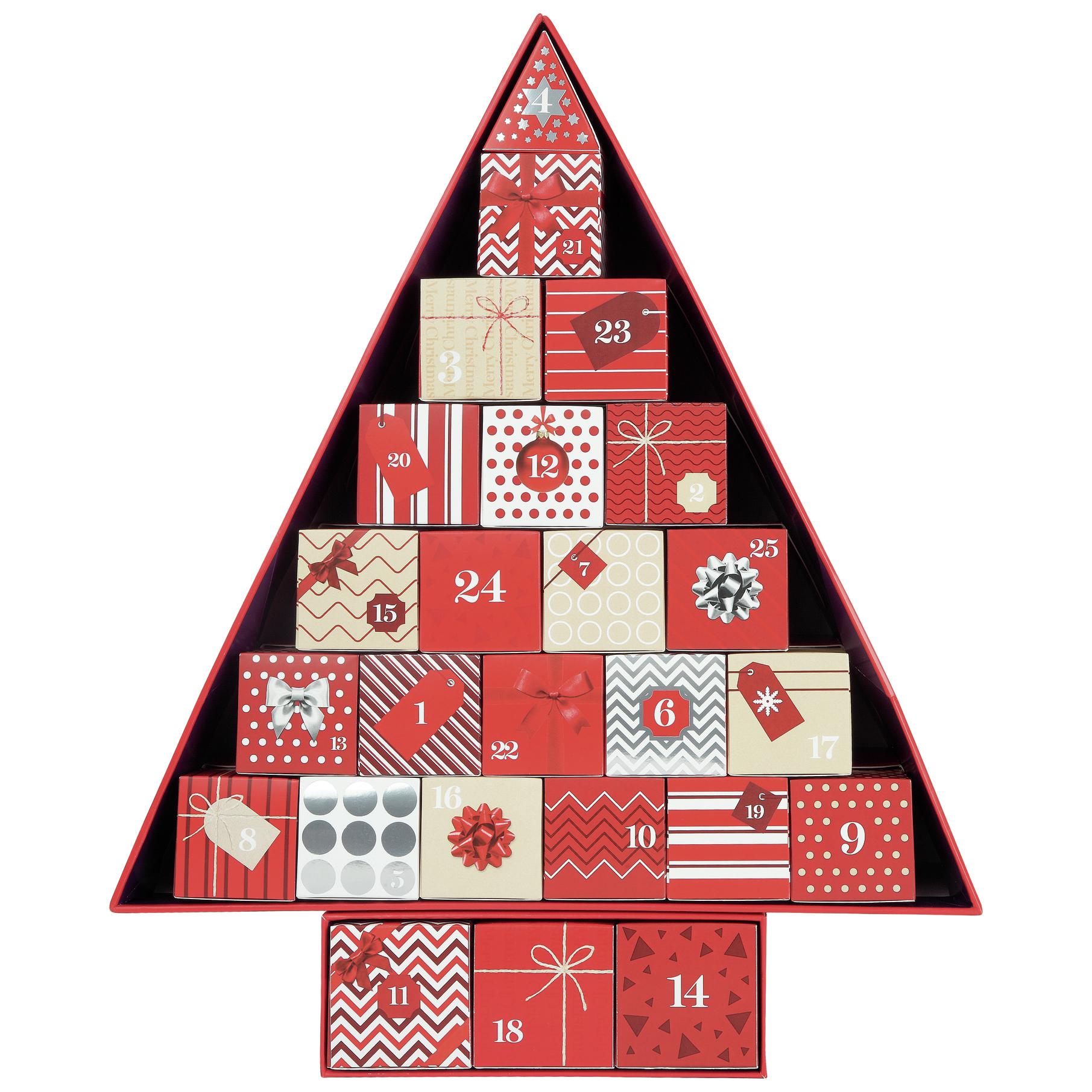Advent Calendars 2016 : The best advent calendars beauty jewellery more