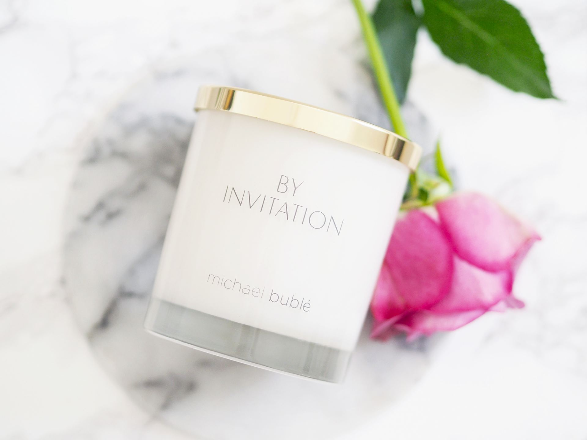 Michael Buble Perfume Win