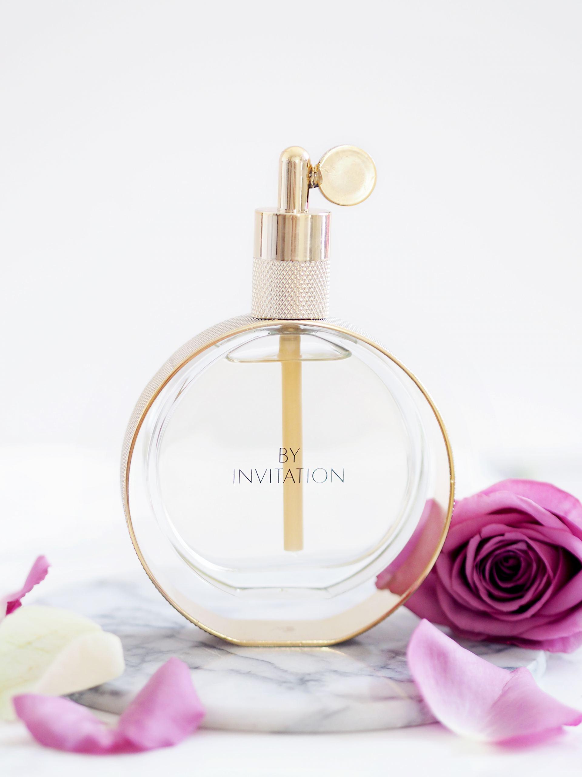 michael buble perfume bottle