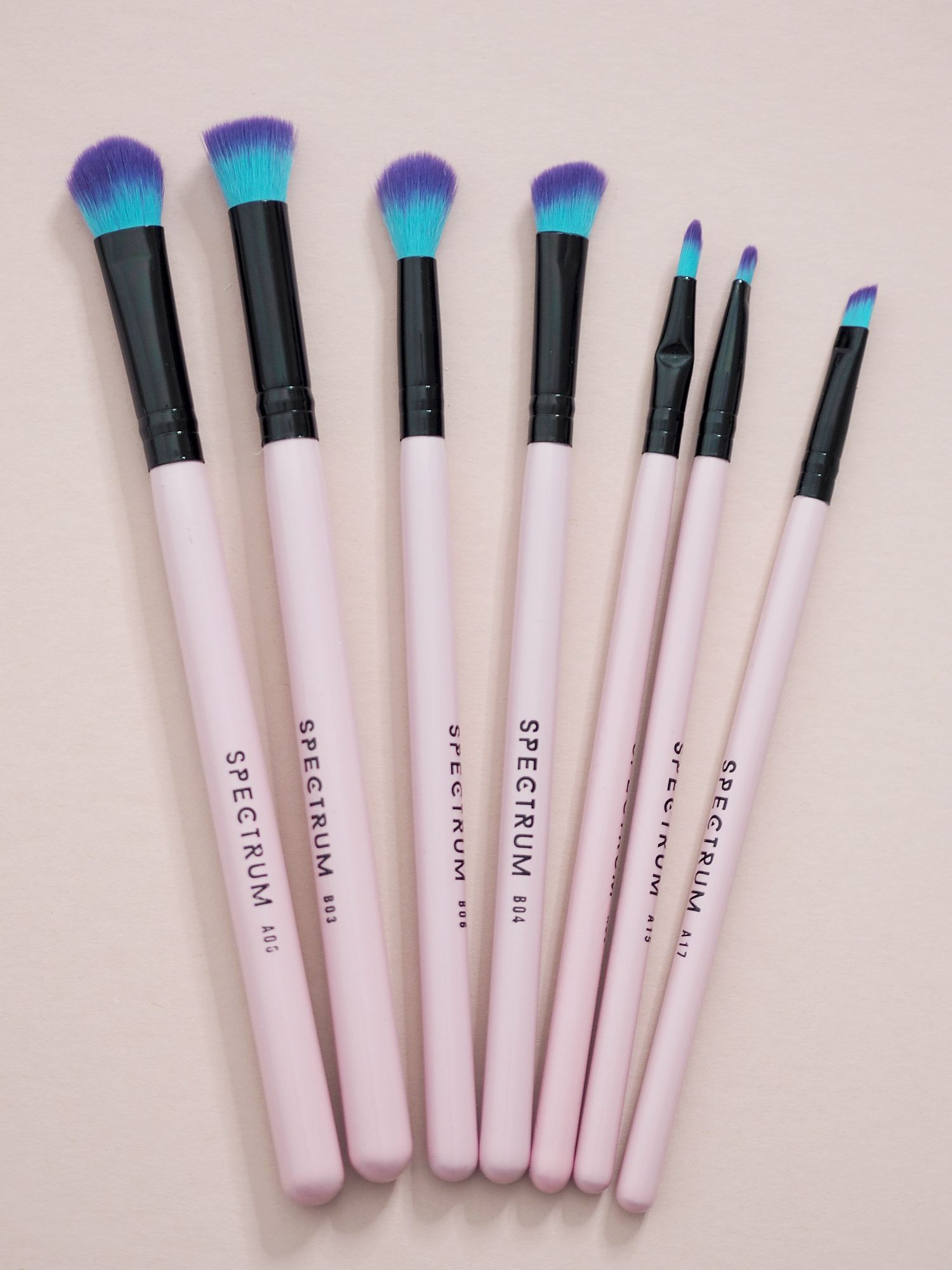 spectrum makeup brushes