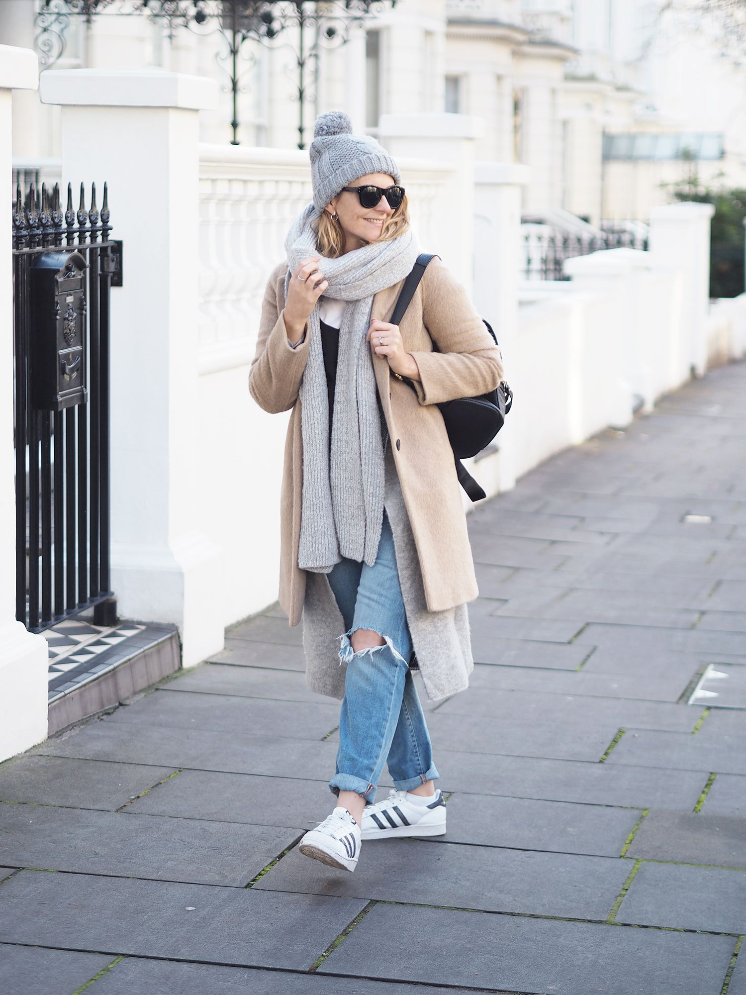 layering up your outfit for winter
