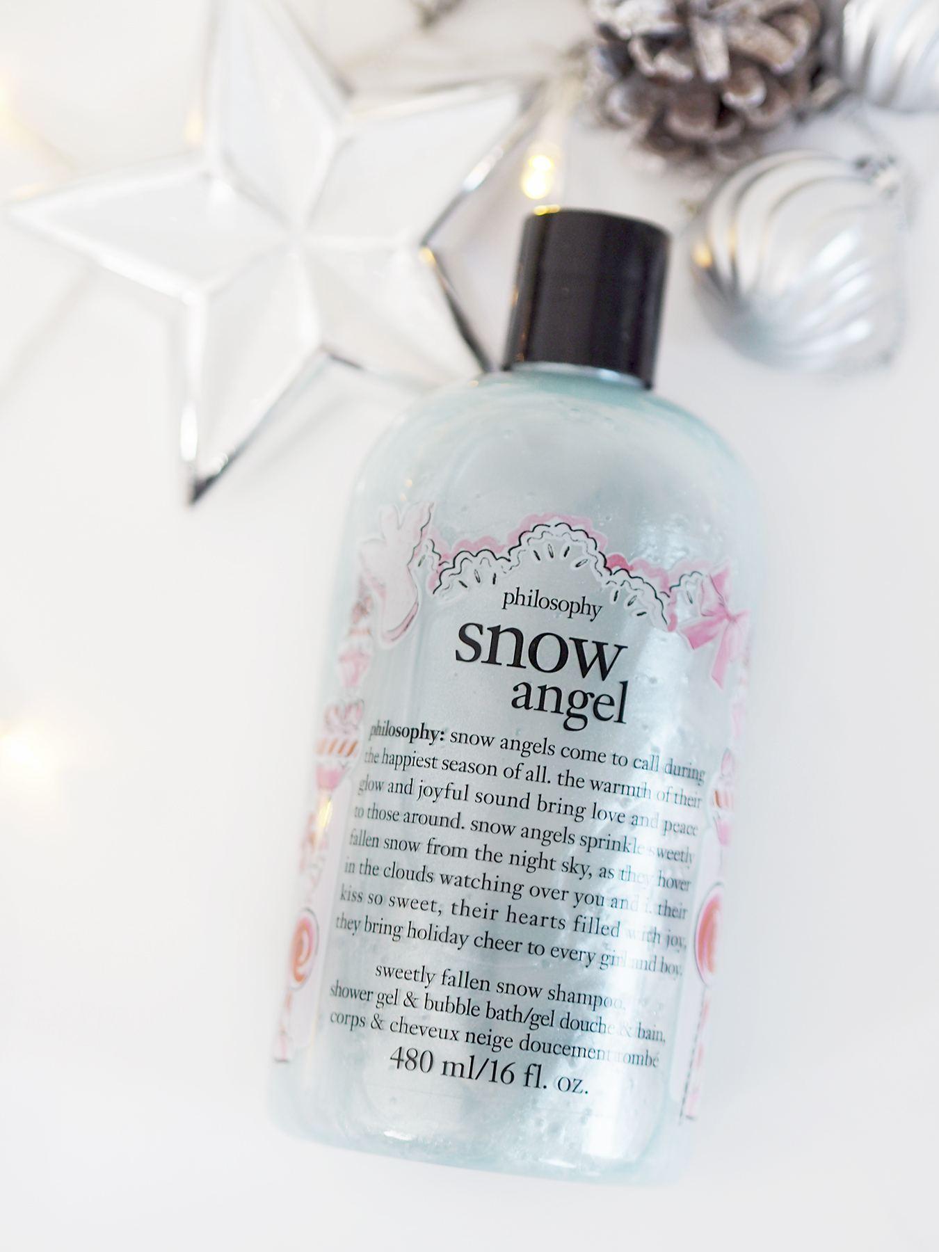 Philosophy Snow Angel shower gel