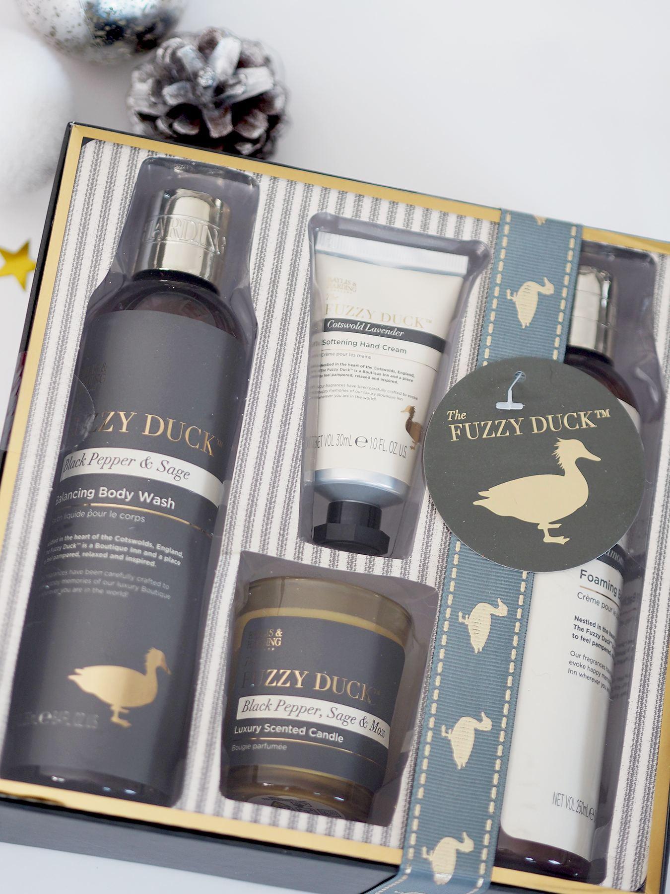 Baylis and harding fuzzy duck gift set