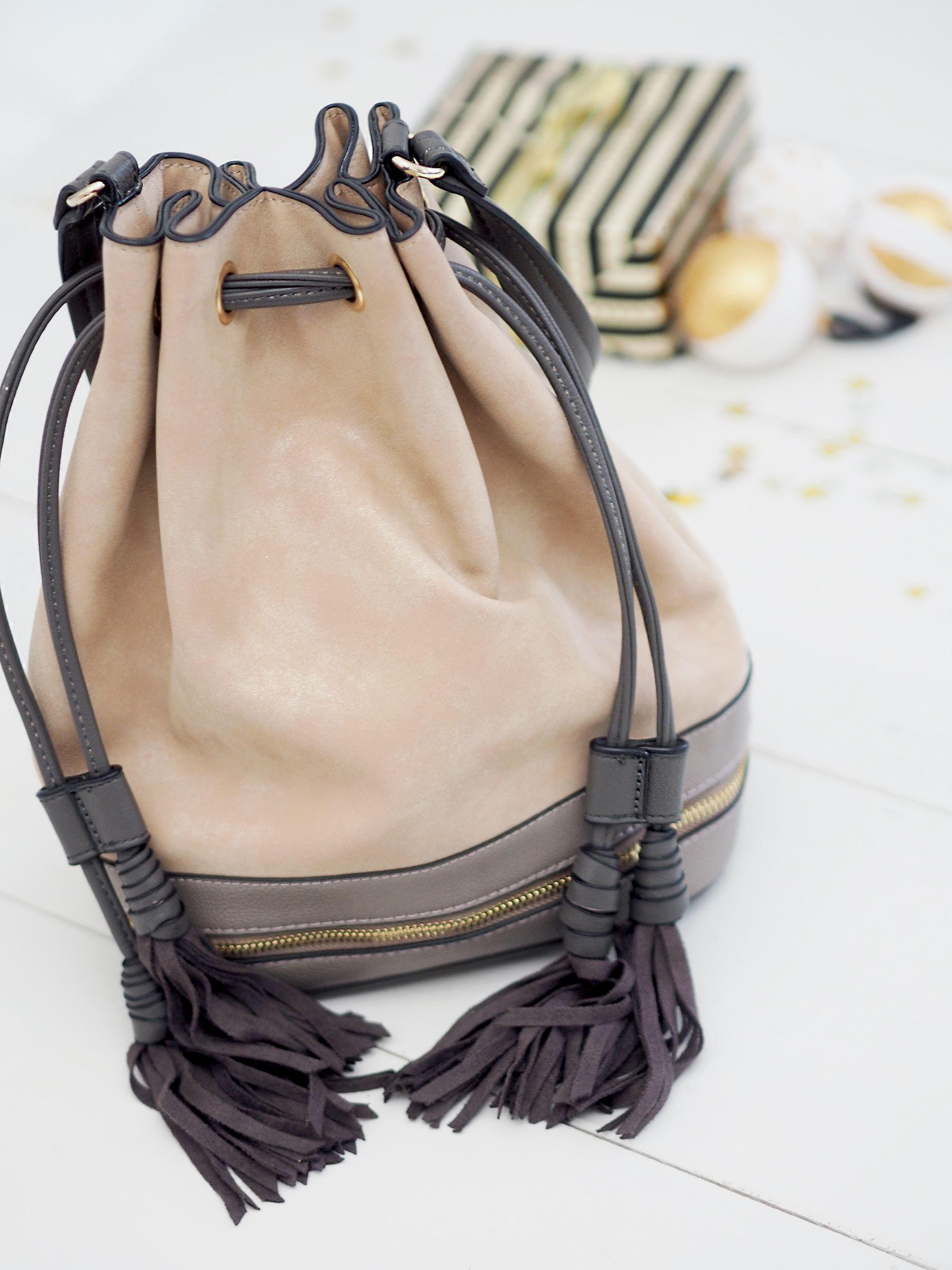 new look duffle bag