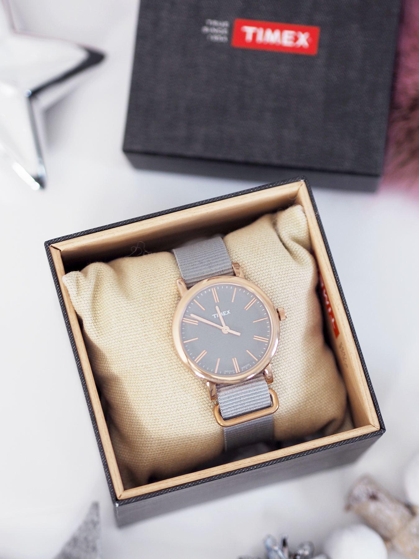 Timex tonal watch