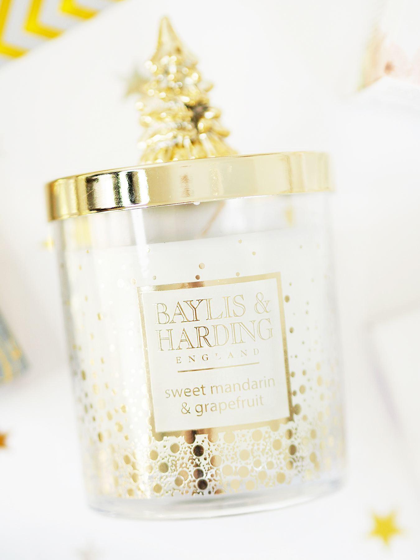 baylis and harding candle