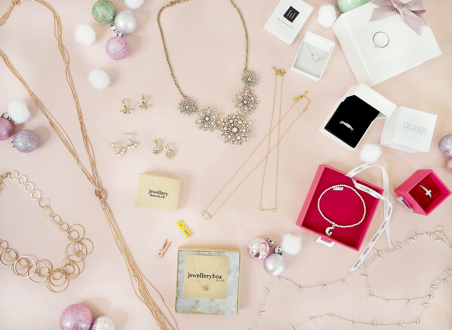 JEWELLERY christmas gifts