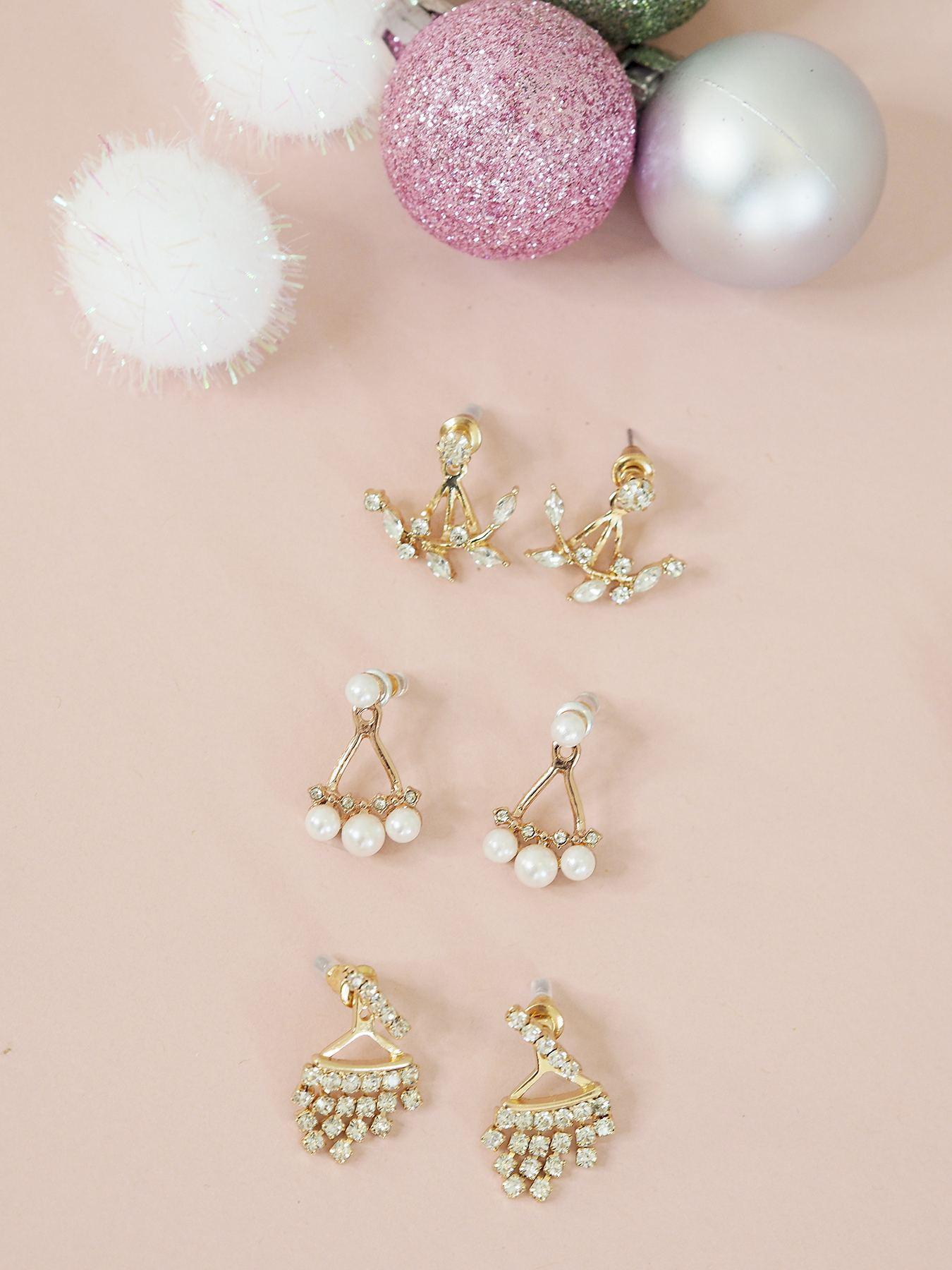 ear hanger earrings