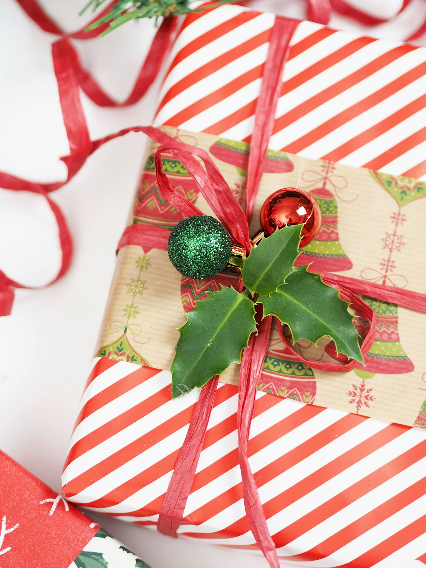 mix and match wrapping
