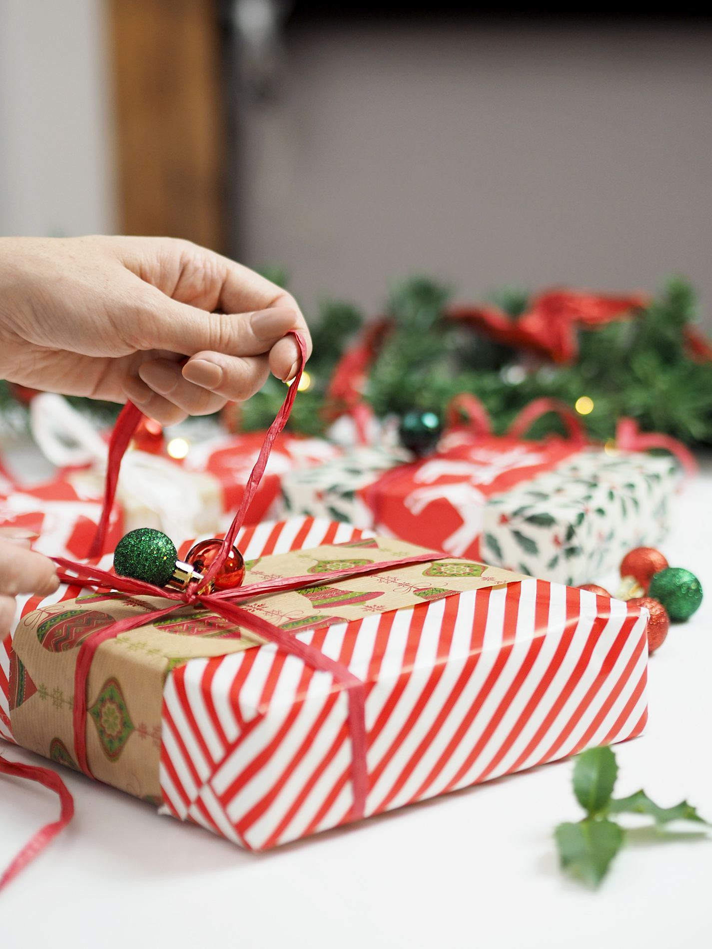 unique ways to wrap presents