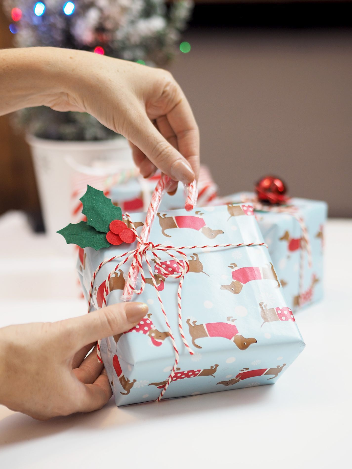 unique ways to wrap gifts