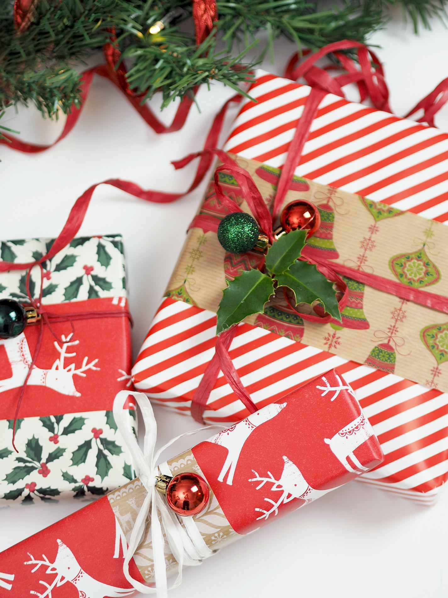 UNIQUE WAYS TO WRAP YOUR GIFTS