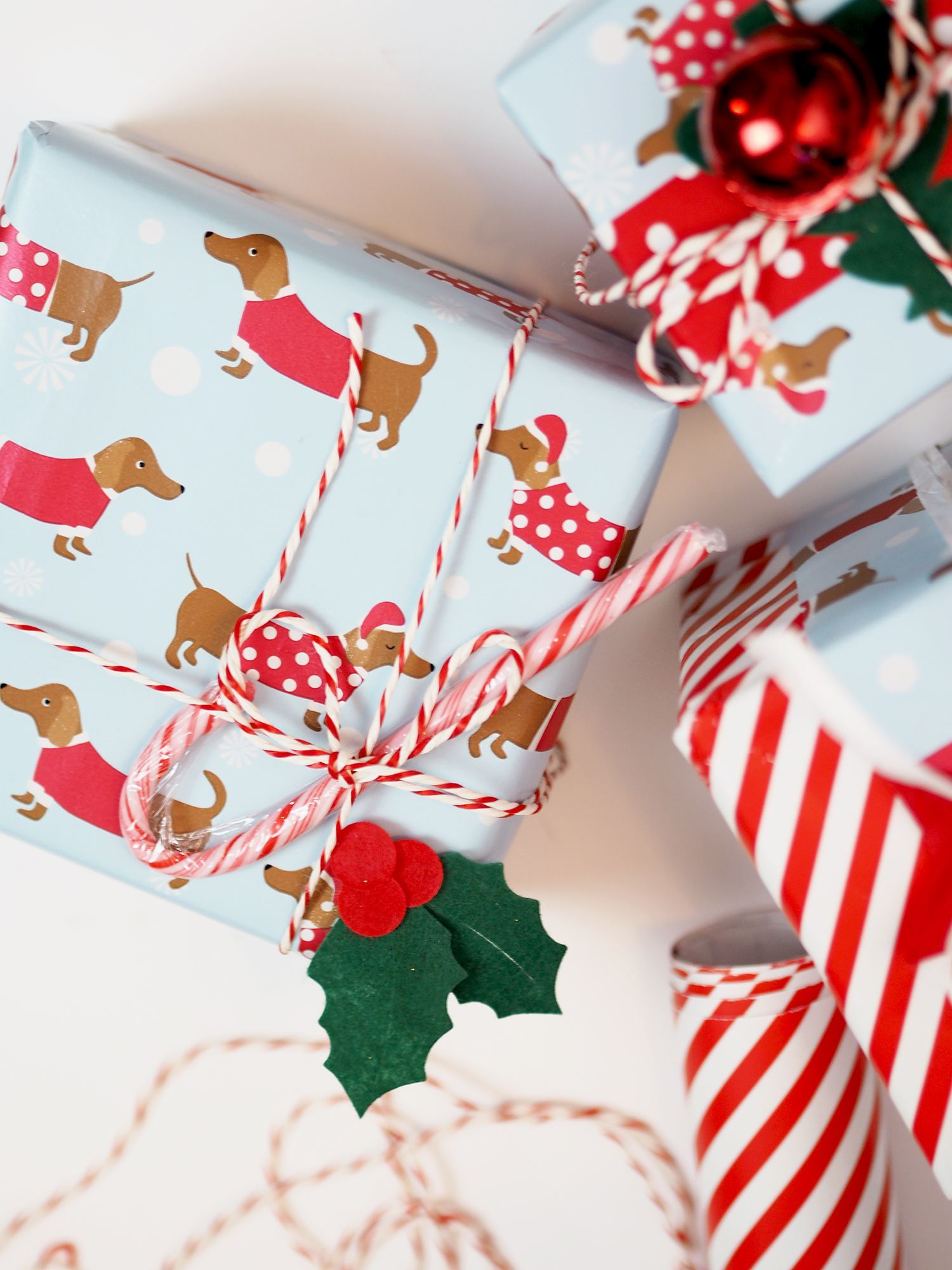 cute gift wrapping