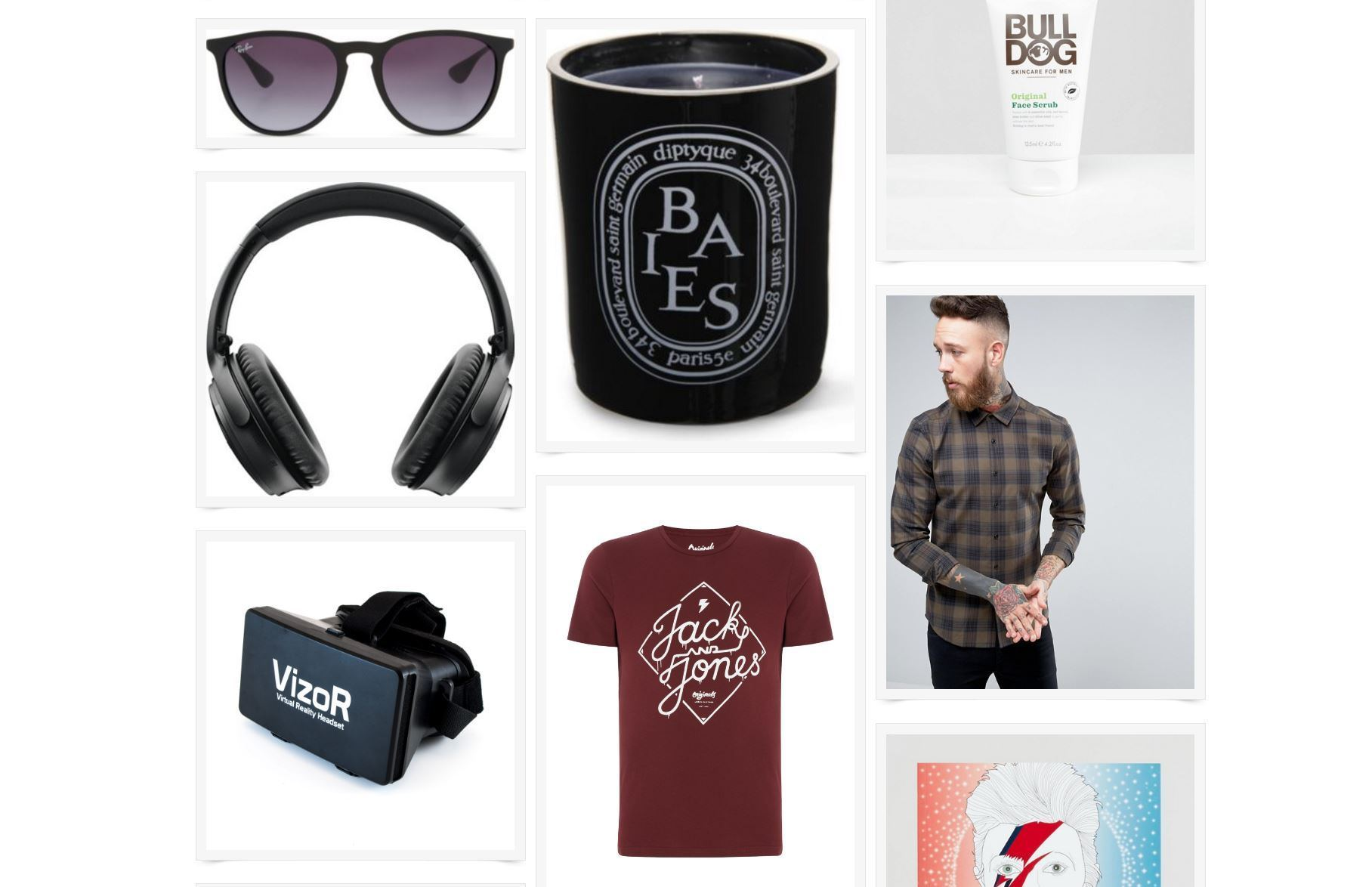 Mens christmas gift ideas 7daysofchristmas bang on style - Mens th gift ideas ...
